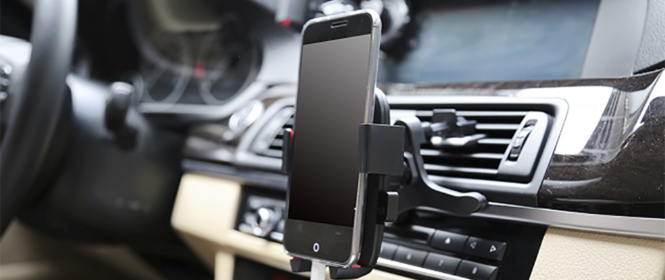 Phone Mount Car
