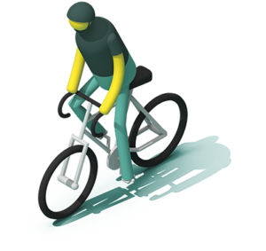 Go Safely bike