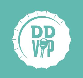DDVIP logo