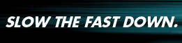Slow The Fast Down icon